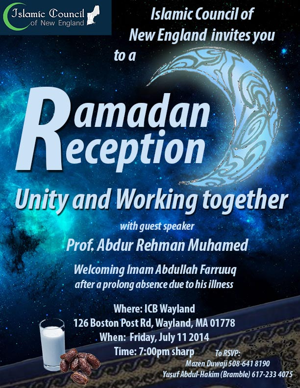 RamadanReception